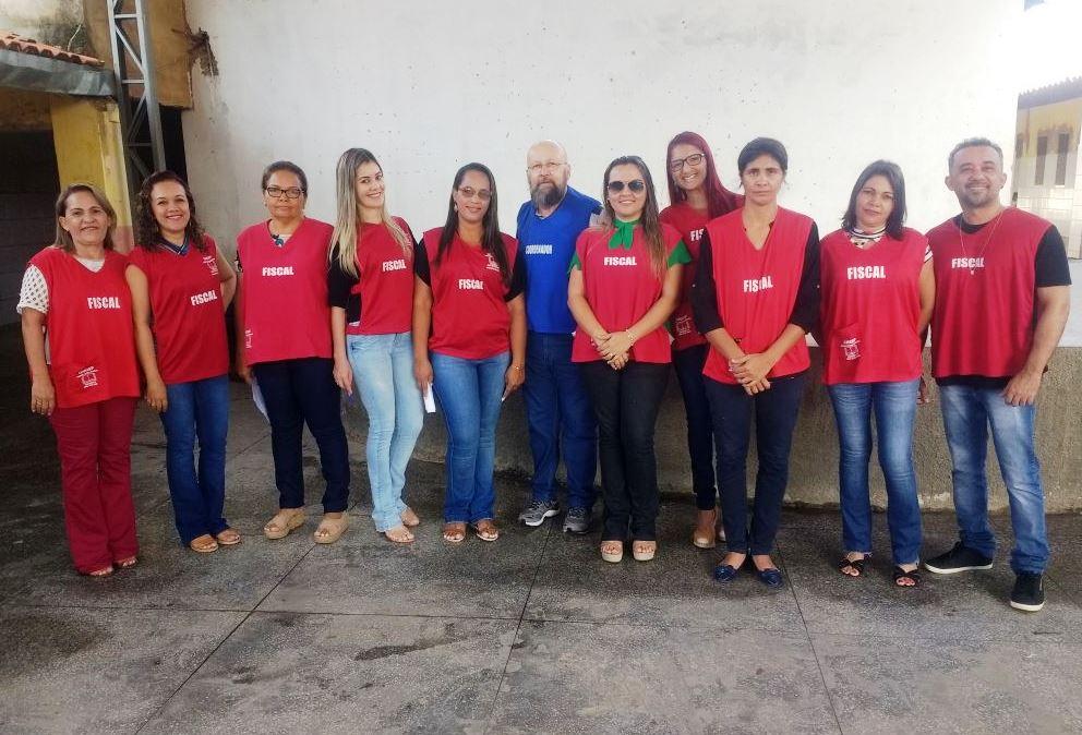 Consep realiza teste seletivo em Anísio de Abreu e Caridade do Piauí